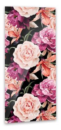 Rózsák fürdőszobapanel